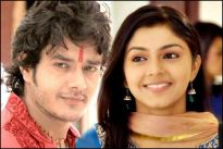 Aniruddh Dave and Pooja Sharma