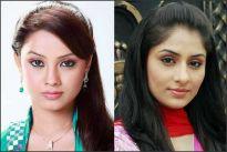 Adaa Khan and Ankita Sharma