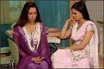 Rupali Ganguly and Shweta Tiwari