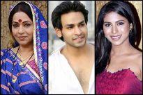 Hema Singh, Naman Shaw and Veebha Anand