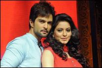 Raqesh Vashisth and Aamna Shariff