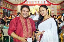 Ashiesh Roy and Jhumma Mitra