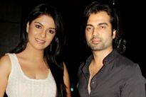 Pooja Gor and Arhaan Behll