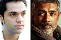 Abhay Deol and Prakash Jha