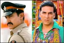 Aamir Khan and Akshay Kumar