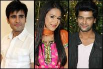 Karan Tacker, Niaa Sharma and Kushal Tandon