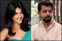 Ekta Kapoor and Bejoy Nambiar