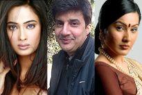 Shweta Tiwari, Ashish Kaul and Kamya Punjabi