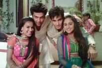 Niaa Sharma, Kushal Tandon, Karan Tacker and Krystle Dsouza