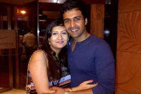 Juhi Parmar Shroff and Sachin Shroff