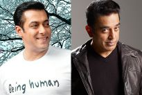 Salman Khan and Kamal Haasan