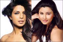 Priyanka Chopra and Daisy Shah