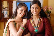 Dipika Samson and Avika Gor