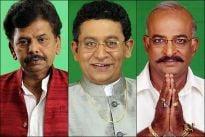 Vinay Apte, Uday Tikekar and Prasad Pandit