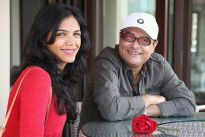 Shriya Pilgaonkar with Sachin