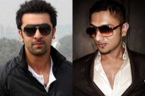 Ranbir Kapoor and Honey Singh