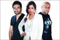 Shreya Ghoshal and Vishal-Shekhar