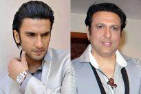 Ranveer Singh and Govinda