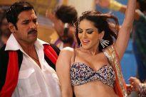 John Abraham and Sunny Leone in Shootout At Wadala