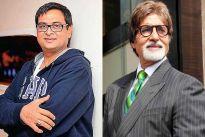 Rumi Jaffery and Amitabh Bachchan
