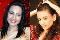 Kamya Punjabi and Parvati Sehgal