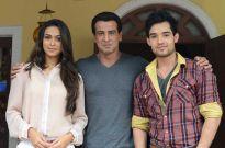 Prerna Wanvari, Ronit Roy and Srman Jain