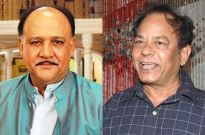 Alok Nath and Ishrat Ali