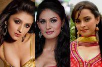Aarti Chhabria,Mukti Mohan and Ekta Kaul