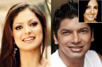 Drashti Dhami and Shaan
