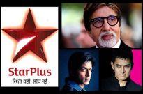 Amitabh Bachchan, Shah Rukh Khan, Aamir Khan
