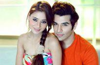 Sara Khan and Paras Chhabra