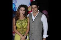 Pratyusha Banerjee and Makrand Malhotra