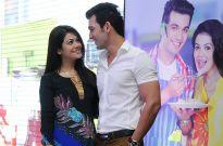 Arjun Bijlani and Shweta Gulati