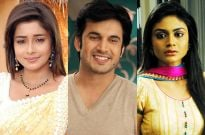 Tina Dutta, Ajay Chaudhary, Sreejita De