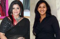 Pragati Mehra and Shilpa Shinde