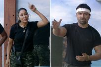 Ajaz and Sofia fight it out in Bigg Boss season 7