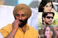 Sunny Deol, Sharhaan Singh, Piyali Munshi, Dincy Vira