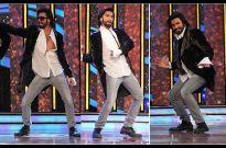 Ranveer Singh on DID 4