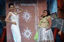 Kangana teaches Bharti how to woo women in Sony TV