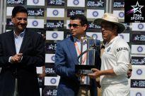 STAR India CEO Uday Shankar and Sachin Tendulkar