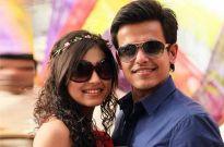Drashti Dhami and Neeraj Khemka