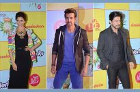 SRK, Hrithik, Deepika, Kapil Sharma, Bharti, Shreyas to  set the stage on fire at the Nickelodeon Kids