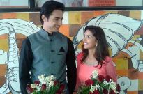 Rafi Malik and Keerti Nagpure