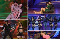 Raju and Shikha evicted; Ex contestants Arvind-Neelu, Karan-Nisha, Krushna-Kashmira, Rahul Mahajan to perform in Nach Baliye 6