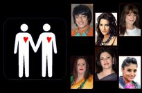 TV celebs protest against Supreme Court verdict criminalising gay sex