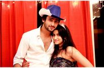 Shaheer Sheikh and Smiley Suri