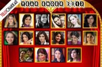 2013: Dashing newcomers in the TV industry (Female)
