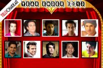 Male celebs select Best Female Actors of 2013 (TV)