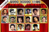 2013 - Dashing newcomers in the TV industry (Male)