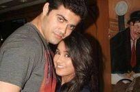 Nishad Vaidya and Chandni Bhagwanani